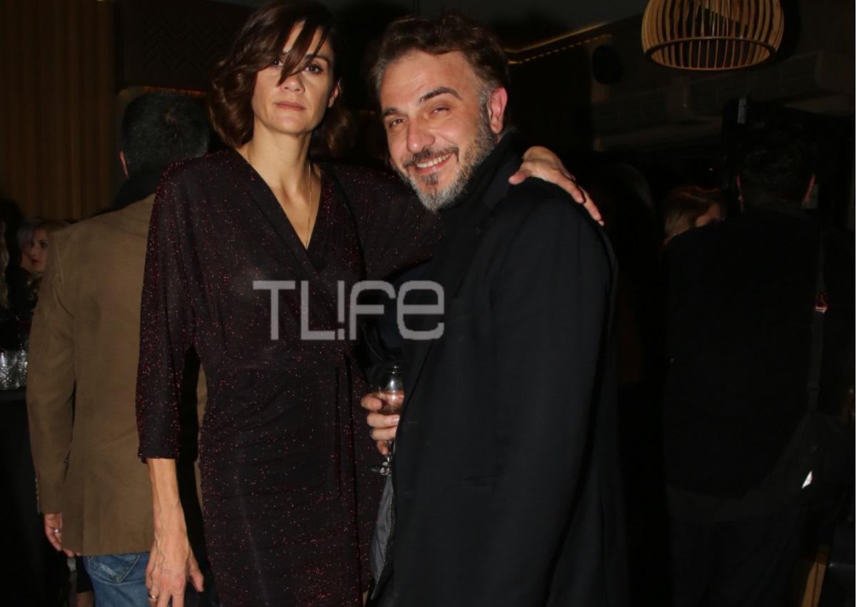 Άννα Μαρία Παπαχαραλάμπους – Φάνης Μουρατίδης: Αγκαλιά στο party για την επιτυχία των σήριαλ του ΑΝΤ1! [pics] | tlife.gr