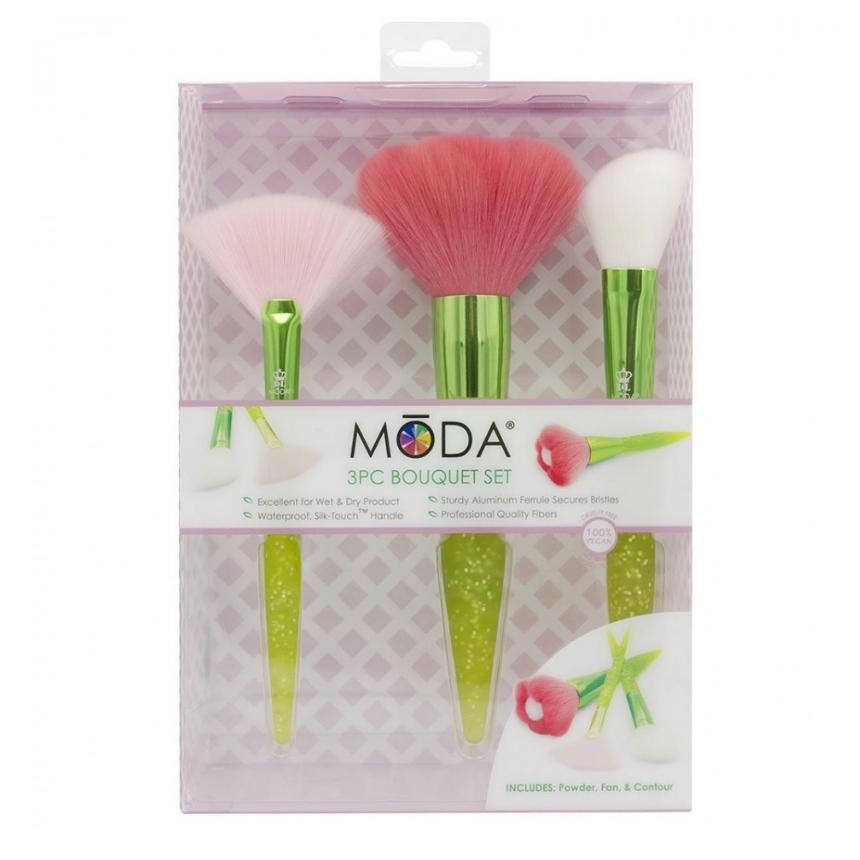 Moda Bouquet Set by Royal Brush & Langnickel, Make Me Up, €16.00 | tlife.gr