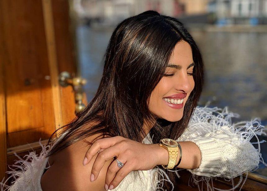 Η Priyanka Chopra παντρεύτηκε: Όλες οι λεπτομέρειες για το εντυπωσιακό νυφικό που φόρεσε | tlife.gr