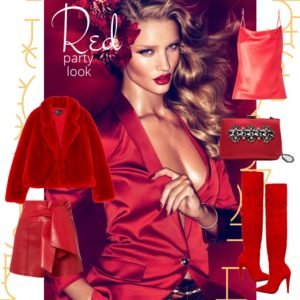 Party look: Red