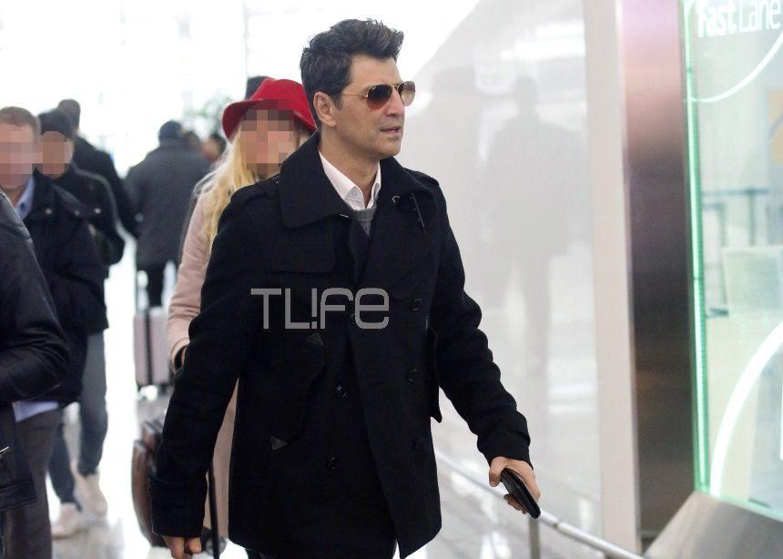 Σάκης Ρουβάς: Η καθημερινότητα ανάμεσα σε Αθήνα και Θεσσαλονίκη! [pics]   tlife.gr