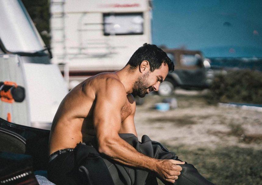 Σάκης Τανιμανίδης: Η φωτογραφία από το γυμναστήριο που «έριξε» το Instagram! | tlife.gr