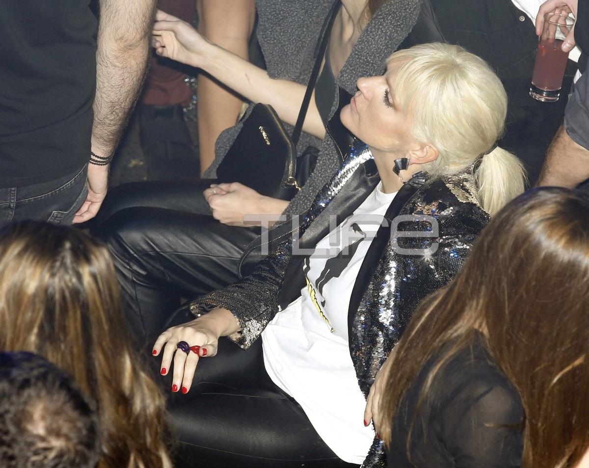 Σάσα Σταμάτη: Πού διασκέδασε η παρουσιάστρια του Oh la la; [pics] | tlife.gr