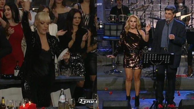 Πέταξε πιάτο η Σάσα Σταμάτη και πέτυχε τη Τζένη Μπότση! Κόκαλο η ηθοποιός… | tlife.gr