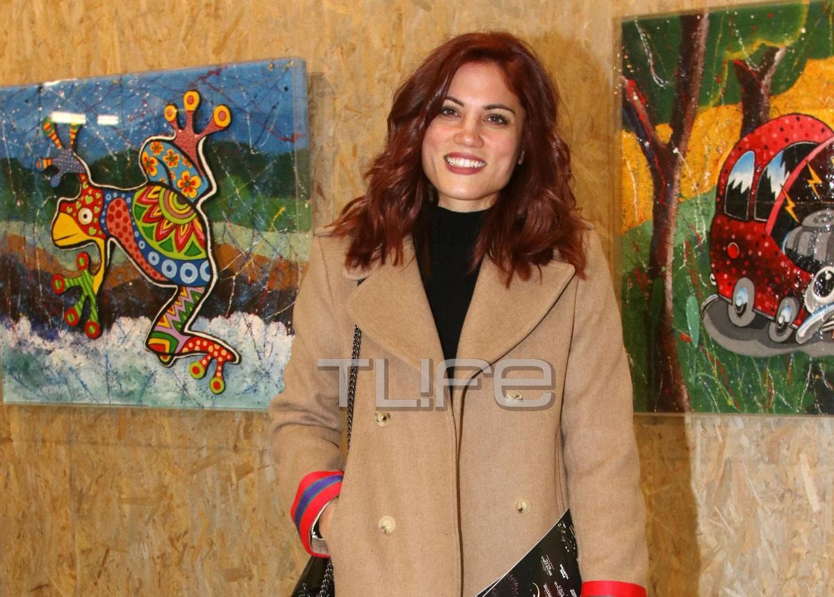 Μαίρη Συνατσάκη: Βραδινή έξοδος με άψογο στιλ [pics]