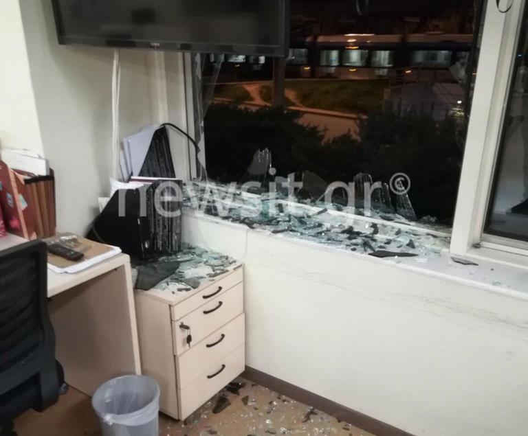 Έκρηξη στον ΣΚΑΙ: Βομβαρδισμένο τοπίο τα γραφεία – video | tlife.gr