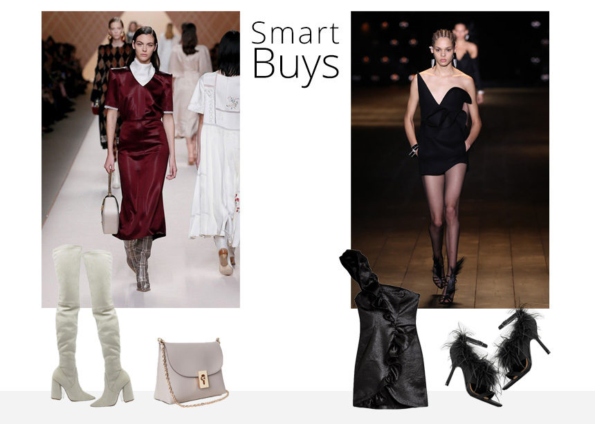 Αγορά: Πέντε γιορτινά outfits που είδαμε στα catwalks και πως να τα αντιγράψεις | tlife.gr