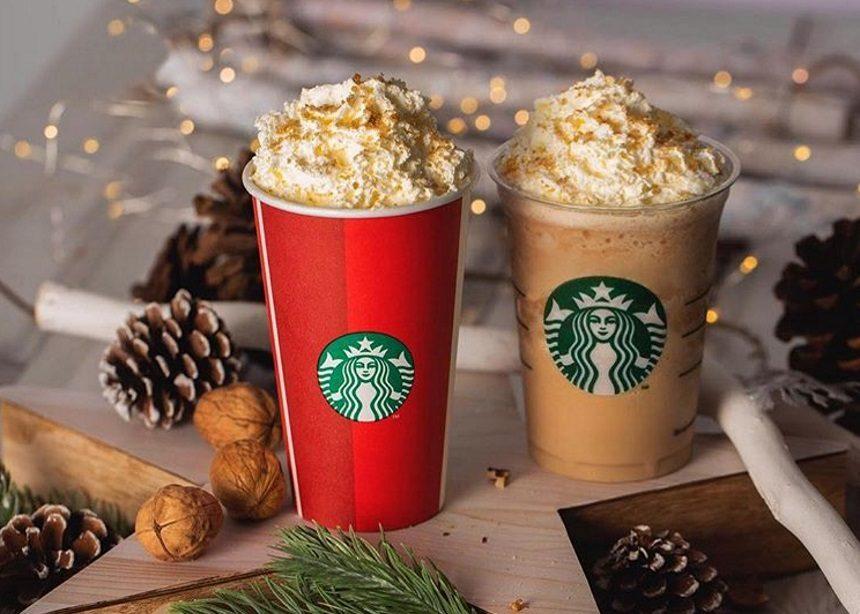 Τα Starbucks μοιράζονται μαζί μας τη μαγεία των Χριστουγέννων!   tlife.gr