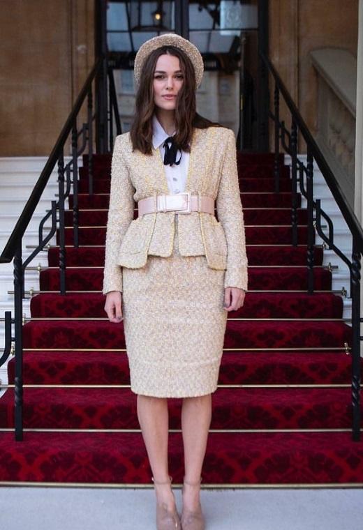 Η Keira Knightley με Chanel | tlife.gr