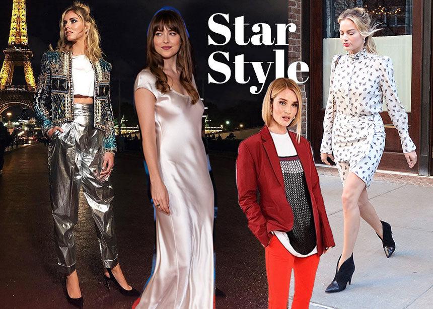Τι φόρεσαν οι σταρ αυτή την εβδομάδα; Ψήφισε το καλύτερο look | tlife.gr