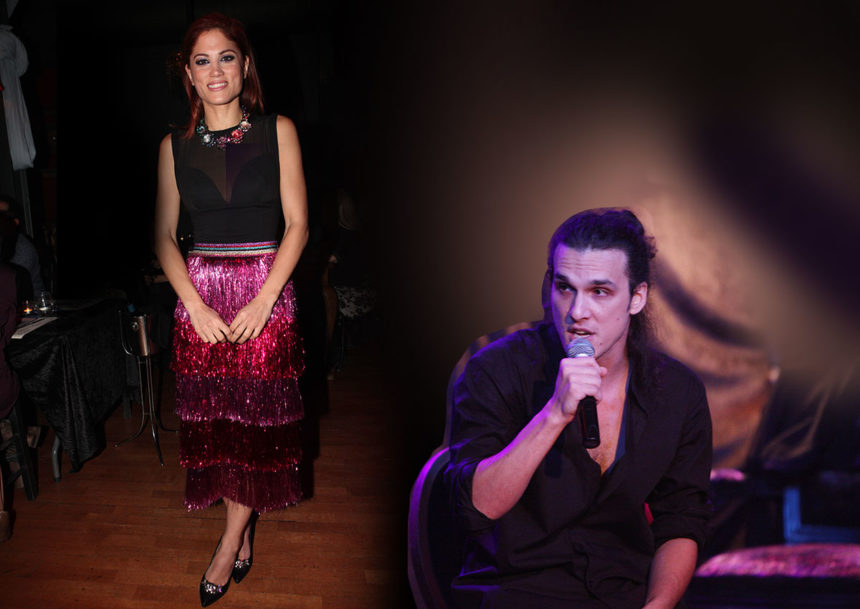 Μαίρη Συνατσάκη: Στη μουσική σκηνή με τον Αιμιλιανό Σταματάκη! [pics] | tlife.gr