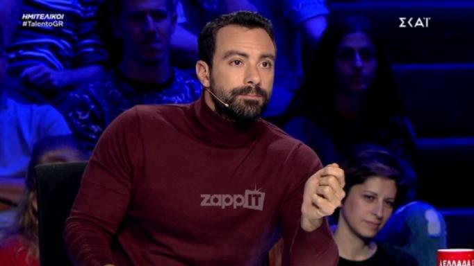 Σάκης Τανιμανίδης: Η συγκίνηση στο «Ελλάδα έχεις ταλέντο» και η ευχή για την οικογένεια του με τη Χριστίνα Μπόμπα! | tlife.gr