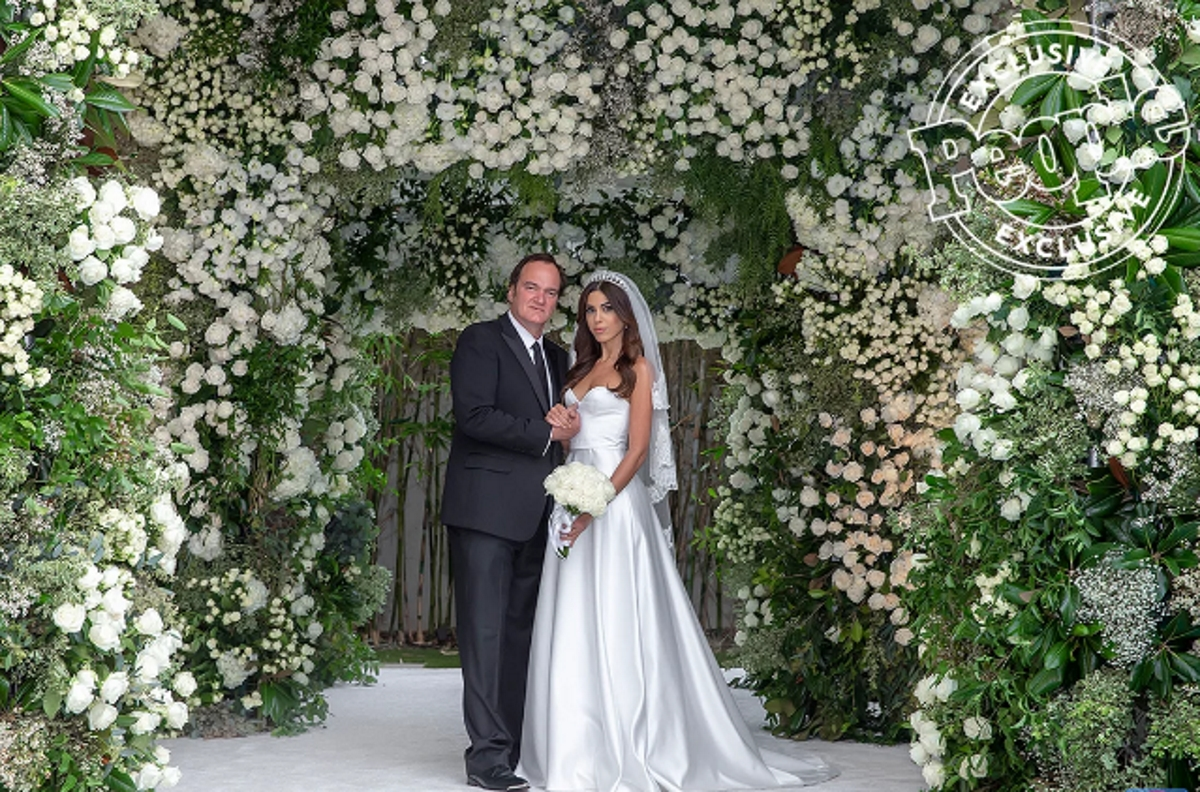 Χαμός με τον μυστικό γάμο του Quentin Tarantino με την 20 χρόνια νεώτερη σύντροφό του! Η εντυπωσιακή φωτογράφηση   tlife.gr
