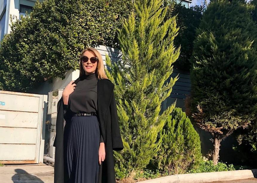 Όλες οι λεπτομέρειες για το look της Τατιάνας (17/12) | tlife.gr