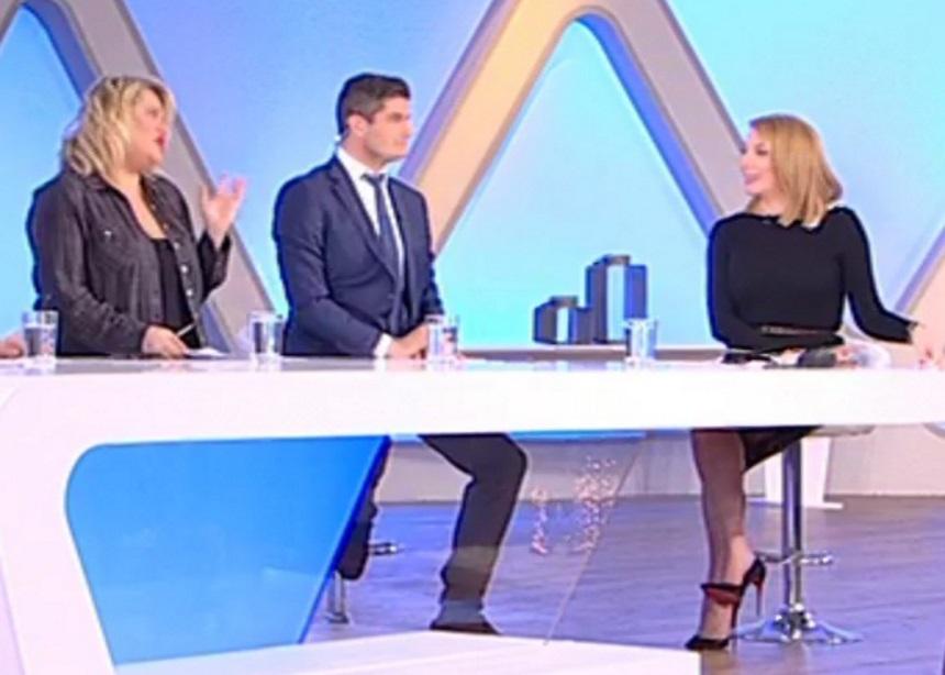 Όλες οι λεπτομέρειες για το look της Τατιάνας (28/12) | tlife.gr