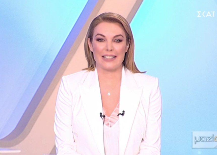Όλες οι λεπτομέρειες για το look της Τατιάνας (19/12) | tlife.gr