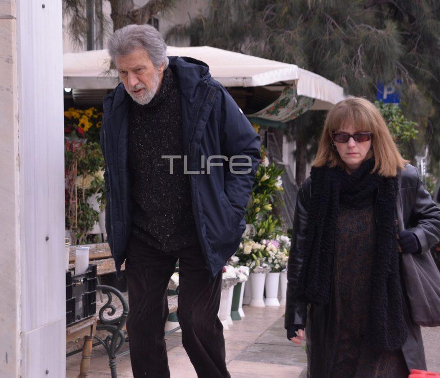 Θλίψη στην κηδεία της Μαριάννας Τόλη – Φίλοι και συγγενείς στο τελευταίο αντίο…   tlife.gr