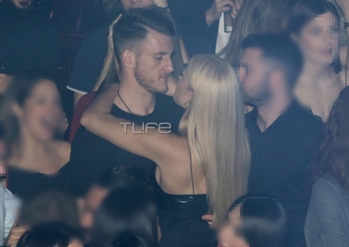 Ιωάννα Τούνη: Τρυφερά τετ α τετ με τον αγαπημένο της Νώντα Παπαντωνίου σε βραδινή τους έξοδο! [pics] | tlife.gr