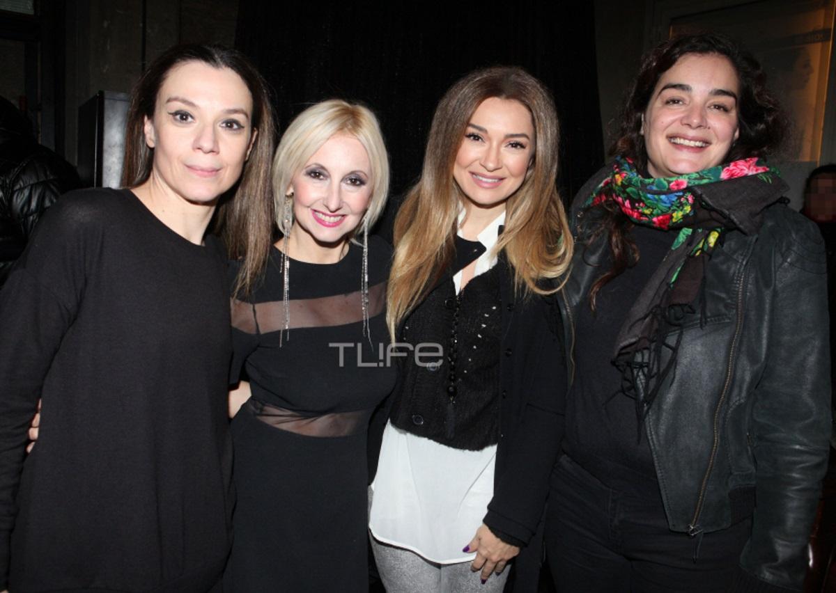 Θεατρική πρεμιέρα με πολλούς celebrities στο κέντρο της Αθήνας! [pics]   tlife.gr