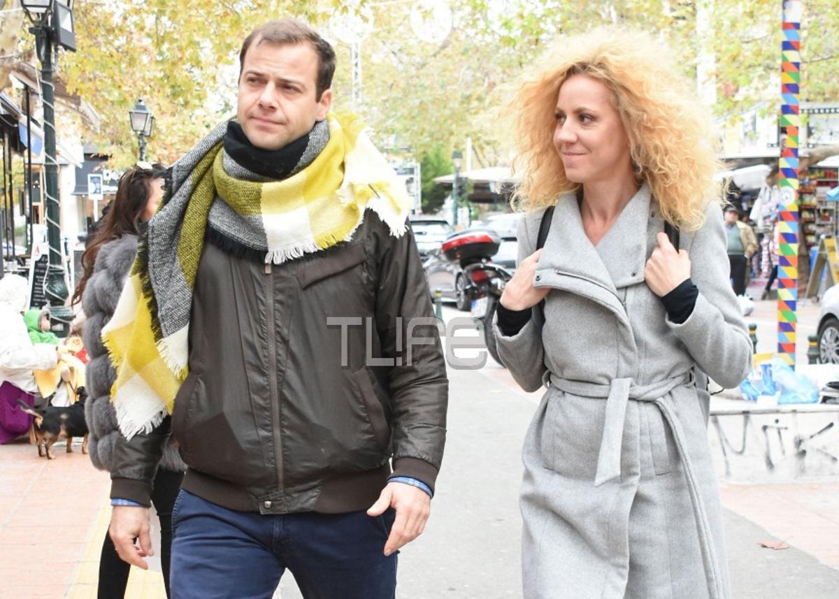 Ορέστης Τζιόβας – Κατερίνα Φλώρου: Απολαμβάνουν τον έγγαμο βίο τους! Φωτογραφίες | tlife.gr