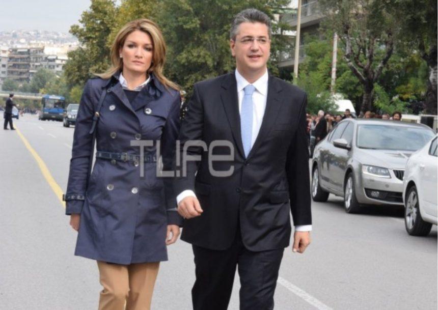 Απόστολος Τζιτζικώστας – Ελεάνα Βλάχου: Ήρθε στον κόσμο το δεύτερο παιδί τους!   tlife.gr