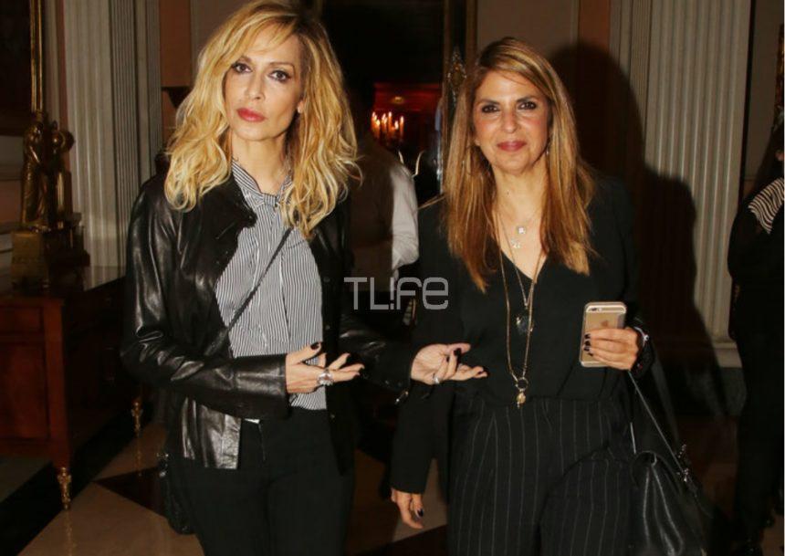 Άννα Βίσση: Αγνώριστη σε φωτογραφία από το παρελθόν, μαζί με την μικρότερη αδερφή της! | tlife.gr
