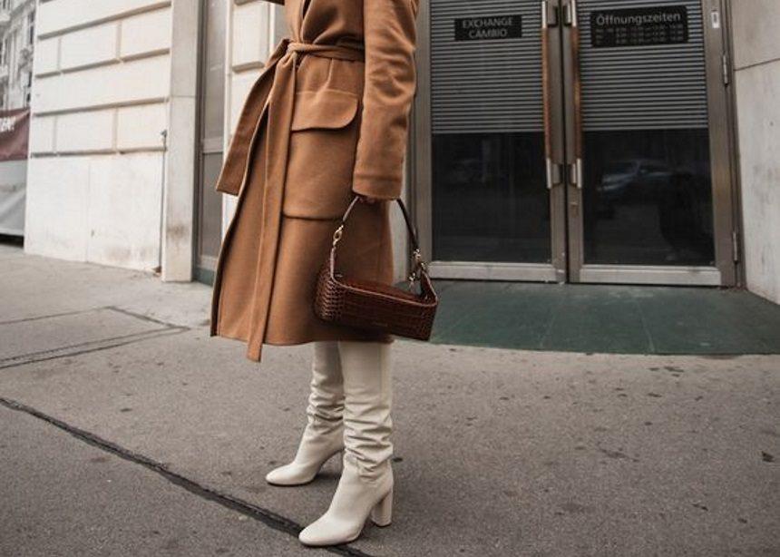 Λευκές μπότες: Τέσσερις τρόποι να τις φορέσεις τον χειμώνα | tlife.gr