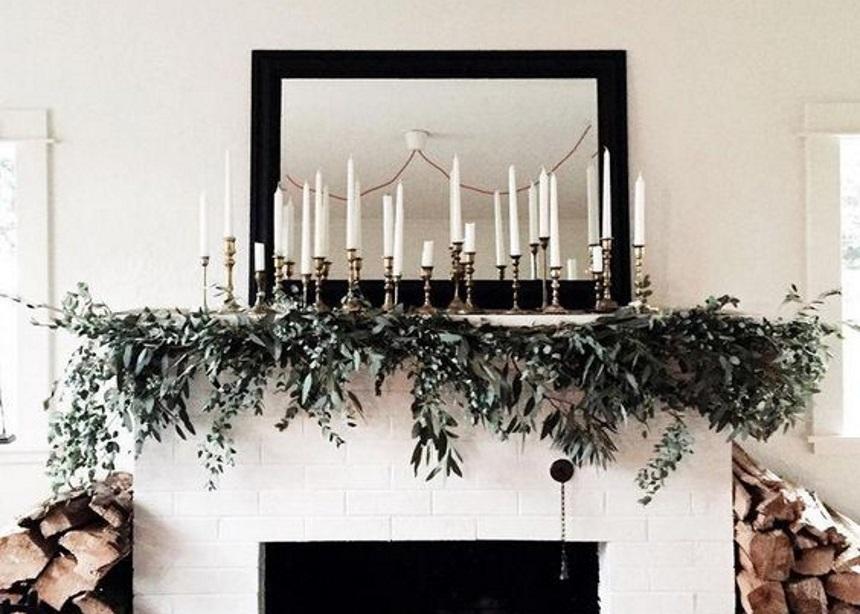 Last chance décor: Πώς να διαμορφώσεις κάθε δωμάτιο του σπιτιού για τα Χριστούγεννα | tlife.gr