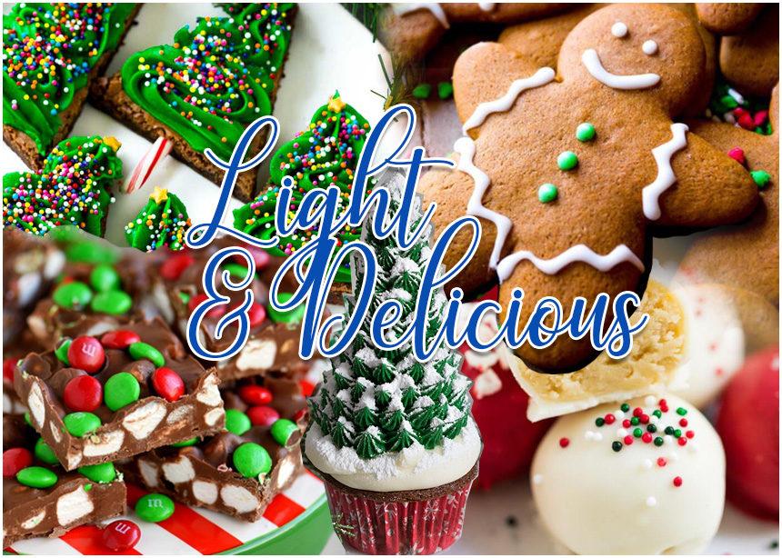 Συνταγές: Light χριστουγεννιάτικα γλυκά… βγαλμένα από παραμύθι!   tlife.gr