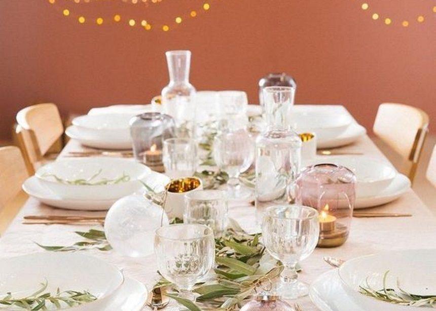 Christmas dinner party: Ποια είναι η τάση που θα επιλέξεις για το πιο γιορτινό art de lable; | tlife.gr