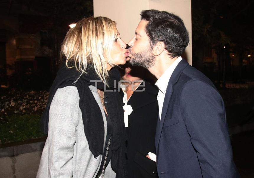 Άννα Βίσση – Χρύσανθος Πανάς: Το φιλί στο στόμα και η μακροχρόνια φιλία τους! | tlife.gr