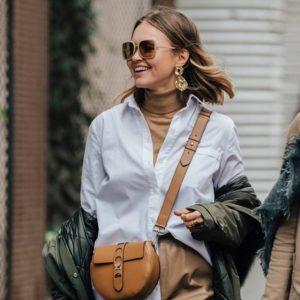 Ένα τέλειο tip για να φορέσεις το πουκάμισό σου τις κρύες μέρες