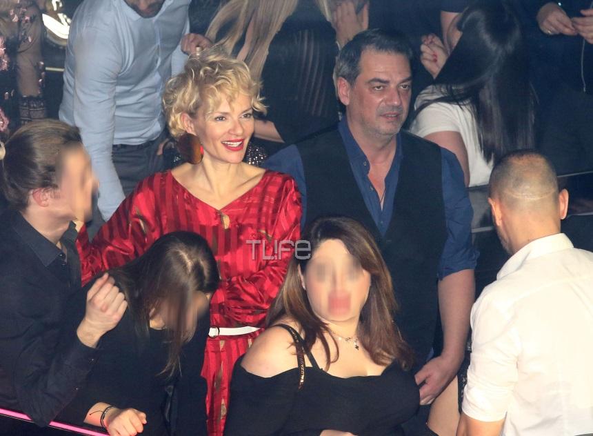 Έλενα Χριστοπούλου – Αποστόλης Κώτσης: Τα τρυφερά φιλιά του ζευγαριού και ο ξέφρενος χορός της coach του GNTM! [pics]