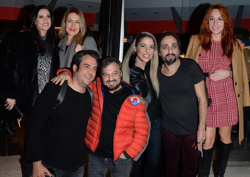 Homo Greco: Επίσημη θεατρική πρεμιέρα με διάσημες παρουσίες! Φωτογραφίες | tlife.gr