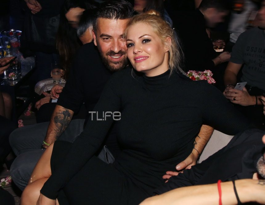 Μαρία Κορινθίου – Γιάννης Αϊβάζης: Διασκέδαση μέχρι το πρωί για το ερωτευμένο ζευγάρι! [pics] | tlife.gr