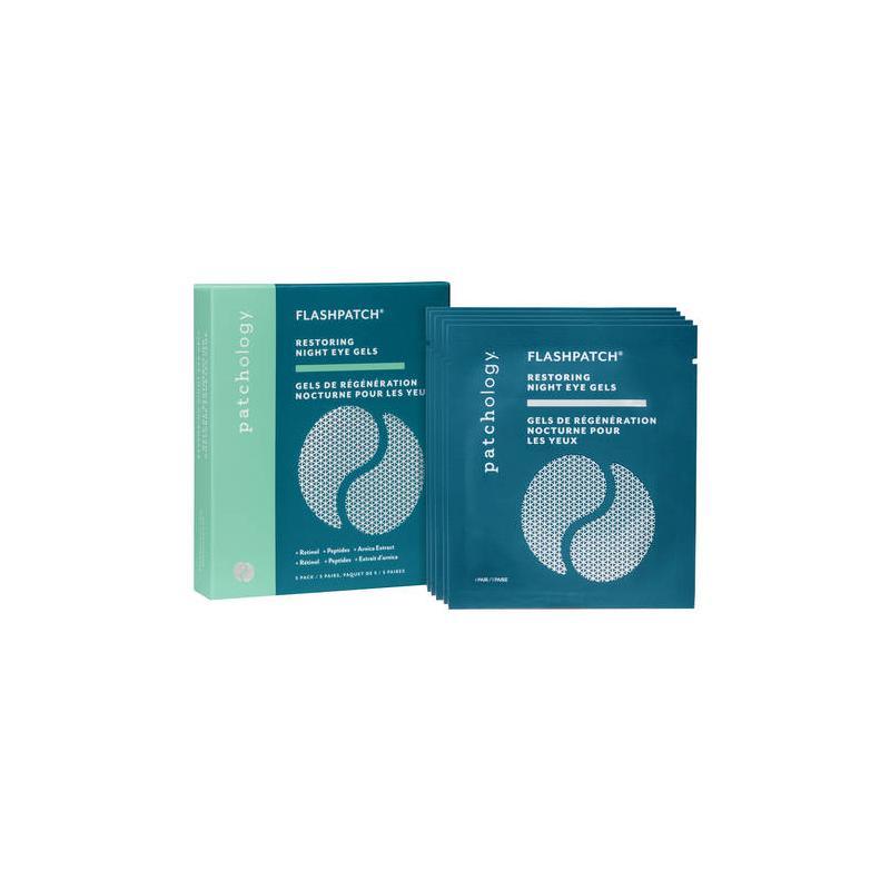 Patcology Patchs Gels Régénération Nocturne pour les Yeux | tlife.gr