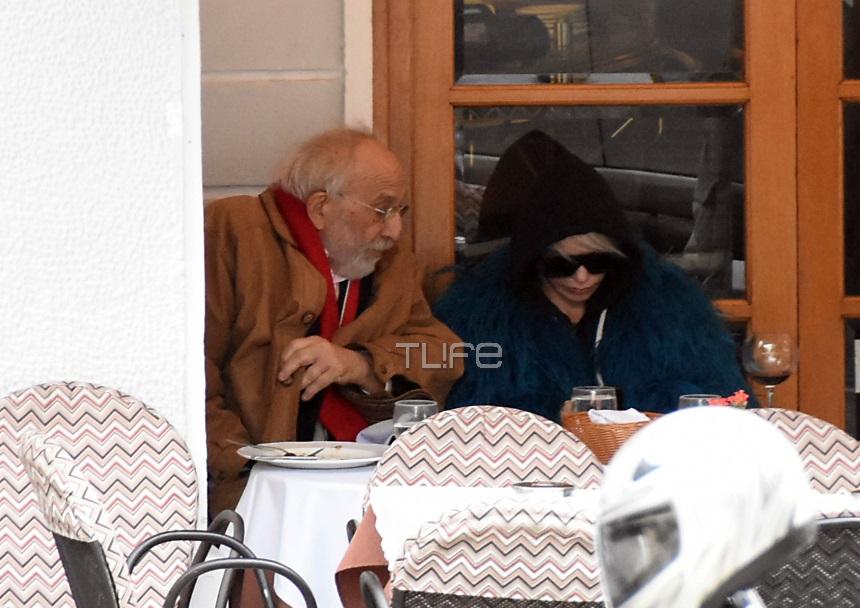 Αλέξανδρος Λυκουρέζος – Νατάσα Καλογρίδη: Το ραντεβού τους στο Κολωνάκι! Φωτογραφίες | tlife.gr