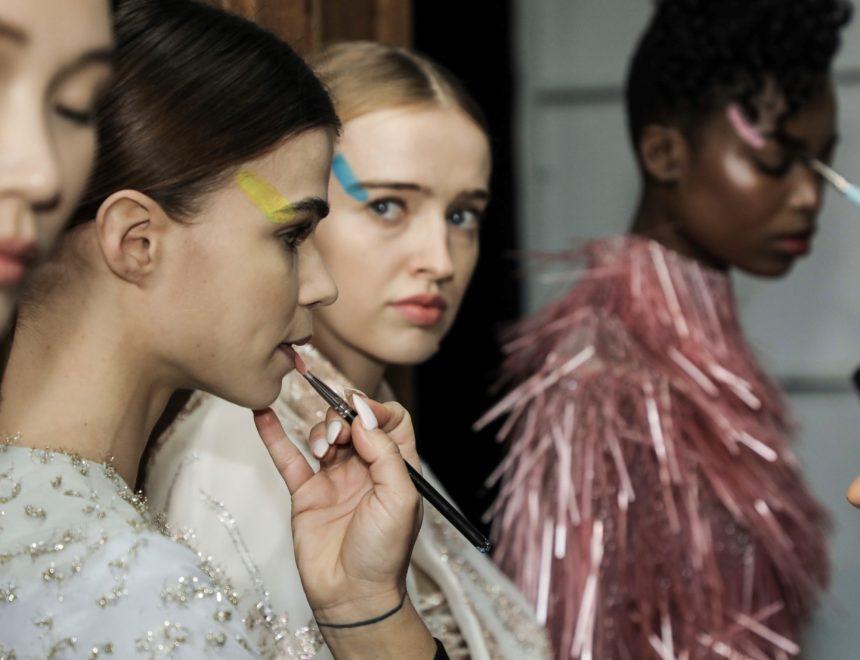 Celia Kritharioti: όλα τα info για το μακιγιάζ από το couture show στο Παρίσι! | tlife.gr