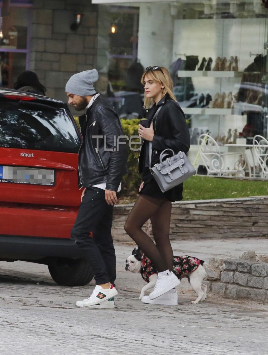 Μάριος Πρίαμος Ιωαννίδης: Ζευγάρι με πρώην παίκτρια του Survivor; Οι βόλτες τους στην Γλυφάδα! (εικόνες)