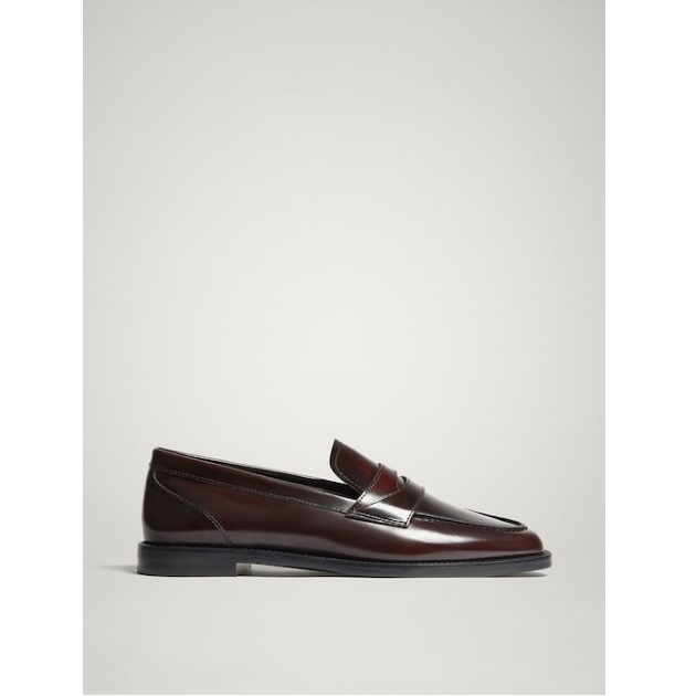 Loafers Massimo Dutti   tlife.gr