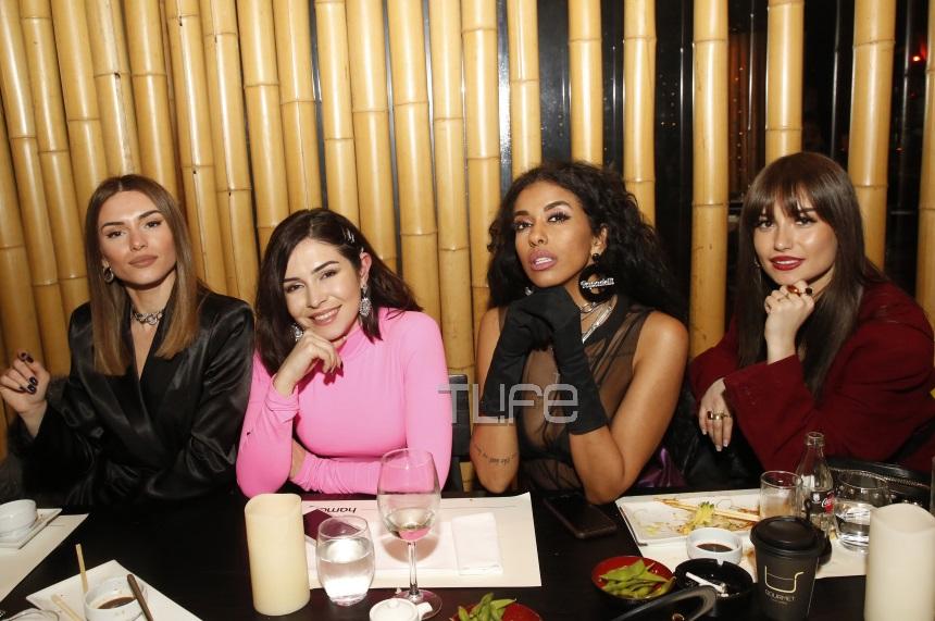 My Style Rocks: Το δείπνο των κοριτσιών λίγο πριν τον μεγάλο τελικό! [pics] | tlife.gr
