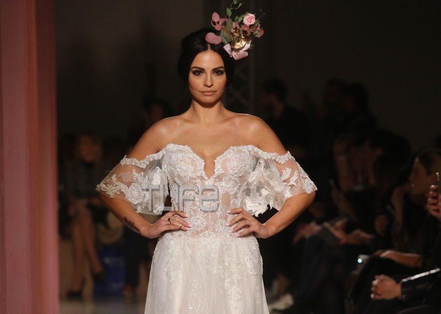 Δήμητρα Αλεξανδράκη: Ντύθηκε νύφη για καλό σκοπό και ο σύντροφός της ήταν εκεί για να την καμαρώσει! [pics] | tlife.gr