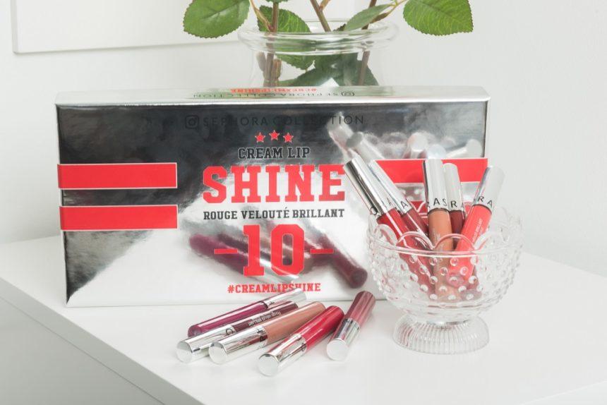 Γιατί τα νέα Cream Lip Shine των Sephora έγιναν η νέα εμμονή της beauty editor! | tlife.gr