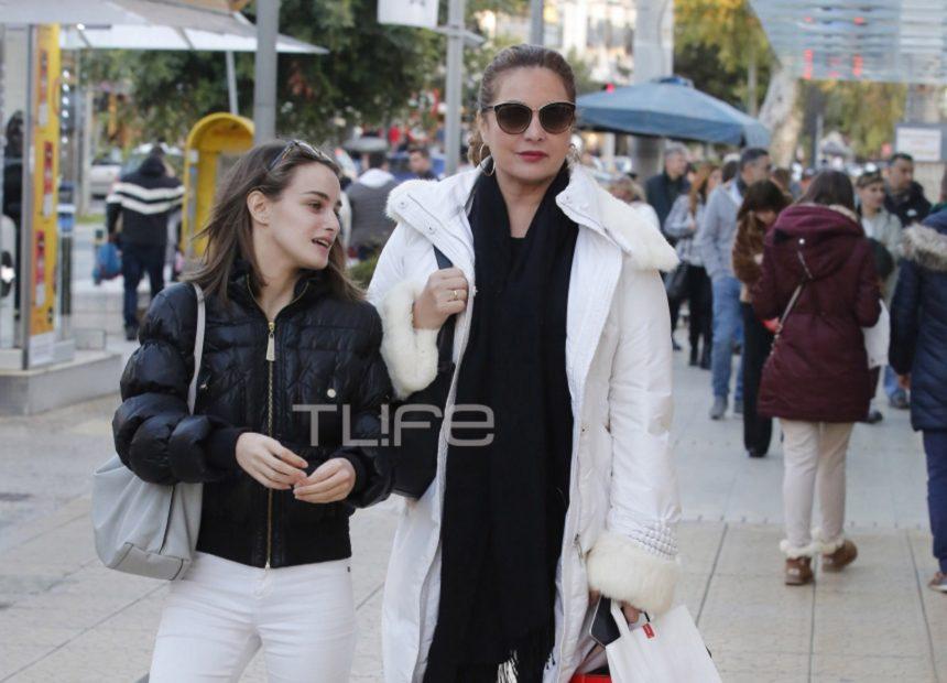 Άντζελα Γκερέκου – Μαρία Βοσκοπούλου: Είναι οι καλύτερες φίλες – Μαζί στα νότια προάστια! [pics] | tlife.gr