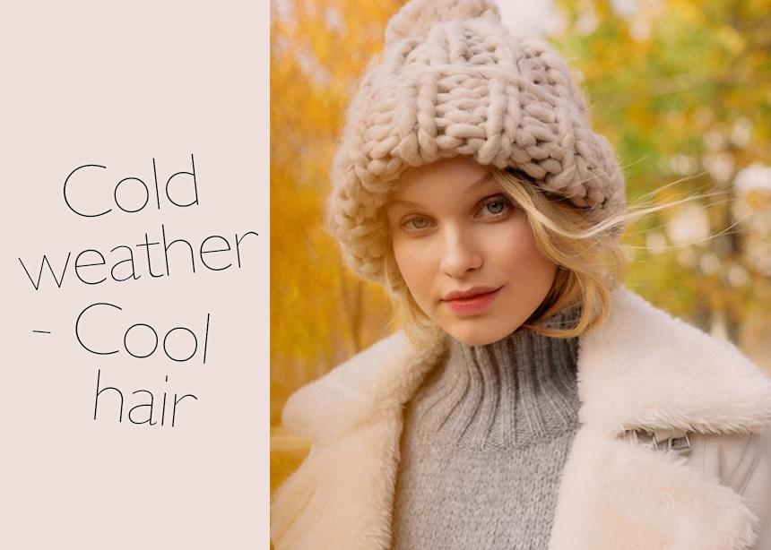 Μαλλιά στο κρύο: 10 τρόποι να διατηρήσεις το στιλ σου στους μηδέν βαθμούς! | tlife.gr