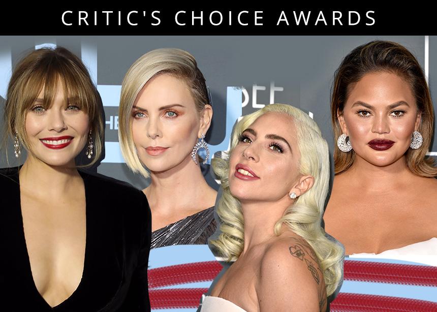 Critic's Choice Awards: τα 10 ωραιότερα beauty looks! Ψήφισε το αγαπημένο σου! | tlife.gr