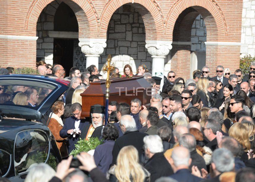 Κηδεία Θέμου Αναστασιάδη: Ο συγκινητικός επικήδειος του θεράποντα γιατρού του   tlife.gr