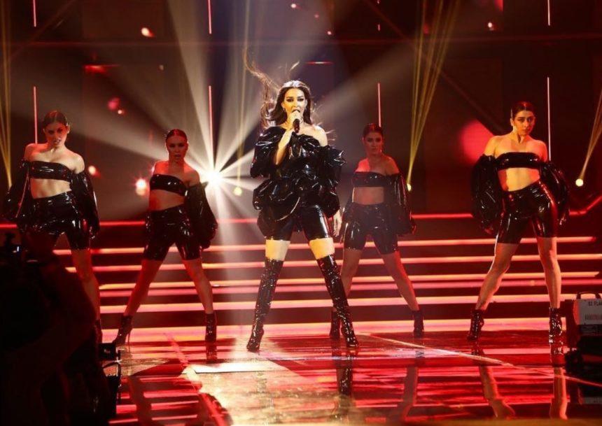 Ελένη Φουρέιρα: Αποθεώθηκε στον ισπανικό τελικό της Eurovision! (video) | tlife.gr