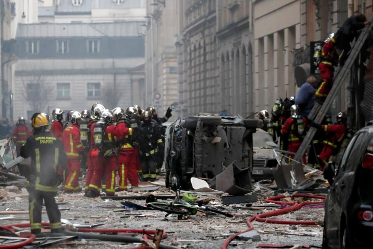 Παρίσι: Βομβαρδισμένο τοπίο μετά την φονική έκρηξη στο κέντρο της πόλης! | tlife.gr