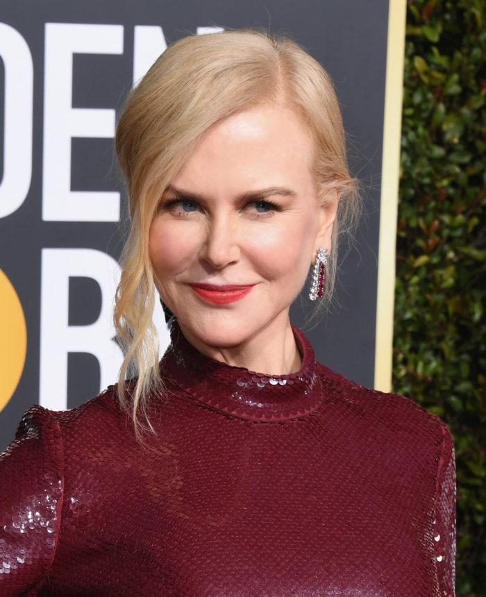 Η Nicole Kidman αντέγραψε την Kate Middleton στις Χρυσές Σφαίρες! | tlife.gr